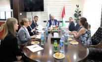 النائب العام يلتقي كبيرة مستشاري العدالة في وزارة الخارجية الأمريكية.jpg