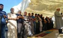 القدس: دعوات لإقامة صلاة الجمعة بخيمة الاعتصام في سلوان