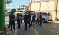 شرطة الطاقة بغزّة تضبط شبكة كهرباء مسروقة