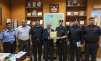 بلدية غزة وشرطة غزة