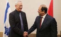 رئيس المخابرات المصرية يصل فلسطين للقاء بينيت وغانتس