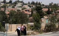 بناء وحدات سكنية فلسطينية في مناطق ج