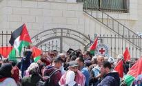 الخليل: وقفة إسناد للأسرى المضربين عن الطعام