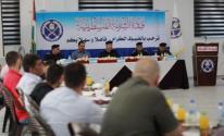 قيادة الشرطة بغزّة تعقد لقاءً مفتوحًا مع أصحاب المنشآت والفنادق السياحية