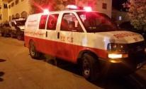 صحة غزّة تنشر حصيلة إصابات فعاليات الإرباك الليلي