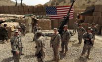 القوات الأمريكية.