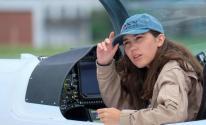 بلجيكية تخوض رحلة لتحطيم الرقم القياسى كأصغر امرأة تطير وحدها