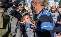 محكمة الاحتلال تطلق سراح قاصر من عكا