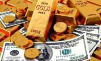 الذهب : يخترق حاجز 1800 دولار مع تراجع الدولار