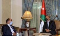 العطاري يبحث تعزيز العلاقات الثنائية مع رئيس الوزراء الأردني