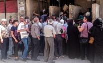 مجموعة العمل من أجل فلسطينيي سورية: 73 عائلة بمخيم