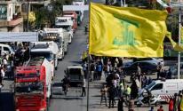 قوافل نفظ إيرانية متجهة إلى لبنان