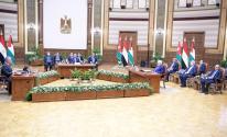 طالع.. البيان الختامي للقمة الفلسطينية المصرية الأردنية