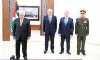 الرئيس عباس يتقبل أوراق اعتماد عدد من السفراء المعتمدين لدى فلسطين