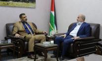 النائب العام بغزّة يبحث مع وكيل وزارة المالية آليات الحد من