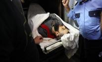 جماهير فلسطينية تشيع جثمان الشهيد محمد عمار وسط قطاع غزة