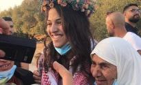 الاحتلال يُفرج عن الأسيرة ليان كايد على حاجز سالم