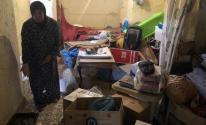 الاحتلال يداهم منزل مسنة بالناصرة