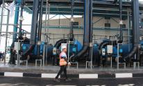 اتفاقية لتزويد بعض محطات تحلية مياه قطاع غزّة بالطاقة الكهربائية