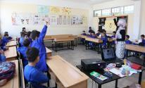 مدارس اونروا في سوريا
