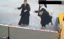 عراقيات يهاجمن منزل ضرة إحداهن بالحجارة