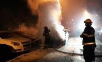 وفاة فتاة إثر انقلاب سيارة واشتعال النار فيها بالجليل الأعلى
