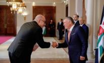 سفير إسرائيل لدى الأردن يُسلم أوراق اعتماده للملك عبد الله الثاني.jpg