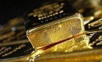 هبوط الذهب