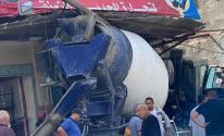 إصابتان إثر حادث سير ذاتي غرب مدينة رفح