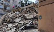 الإعلام العبري يكشف عن تعويضات العائلات التي إنهار مبناها في تل أبيب