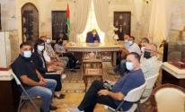 هذا ما جاء في لقاء معايعة مع نقابة أدلاء السياحة العربية!