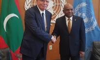 طالع تفاصيل لقاء المالكي برئيس الجمعية العامة للأمم المتحدة للدورة الـ76