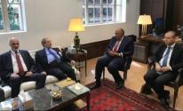 وزير خارجية مصر يلتقي نظيره السوري للمرة الأولى منذ عام 2011