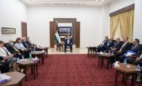 الرئيس عباس: جاهزون لإجراء الانتخابات العامة وفي مقدمتها في مدينة القدس