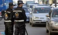 مرور غزّة تكشف عن حالة تضليل لهوية سائق تسبب بحادث سير