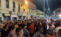 مسيرات غاضبة في جنين بعد نقل الأسـيرزكريا الزبيدي للمستشفي