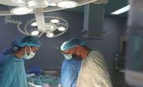 عملية جراحية.
