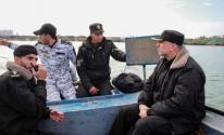 الشرطة البحرية في خانيونس تنهي خلافًا ماليًا بين تاجرين