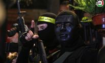 شاهد: مسلحون فلسطينيون في جنين يشاركون بمسيرة نصرة للأسرى
