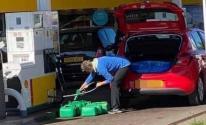 خوفًا من نقص الوقود.. سائقون في بريطانيا يستولون على حصص البنزين