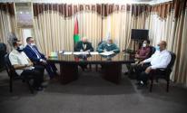 أوقاف غزّة تُوقع اتفاقية مع
