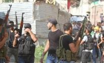 اشتبكات عنيفة بين عناصر من فتح وجند الشام