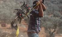جيش الاحتلال يُعلن سقوط طائرة مسيرة خلال مواجهات جنوب نابلس