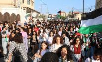 مسيرة مركزية لإحياء الذكرى الـ21 لهبة القدس والأقصى في سخنين