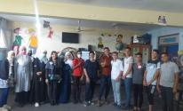 جمعية شرق غزة لإنماء الأسرة تختتم المرحلة الأولى من مبادرة