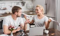 نصائح لتحسين حديثك مع زوجك