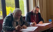 اتحاد الكتاب والأدباء الفلسطينيين يوقع اتفاقية تعاون ثقافي مع نظيره الداغستاني