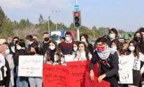 مظاهرات في أم الفحم تنديدًا بازدياد جرائم القتل وتواطؤ الشرطة
