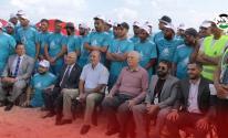 إقامة أول بطولة للتجديف على شاطئ بحر مدينة غزّة