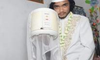 إندونيسى يتزوج آلة طبخ الأرز ويطلقها بعد 4 أيام